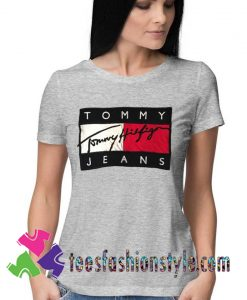 Tommy Hilfiger T shirt For Unisex By Teesfashionstyle.com