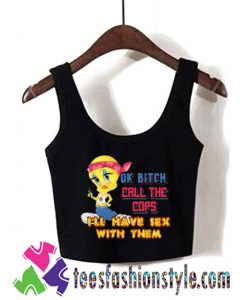 Tweety Bird Tank Top For Women By Teesfashionstyle.com