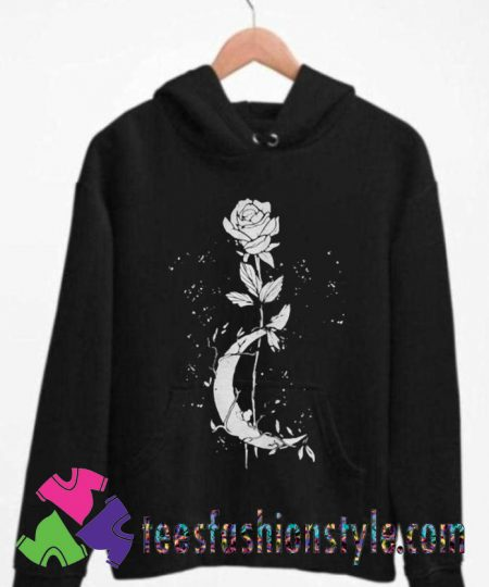 Witchcraft flower halloween Unisex Hoodie By Teesfashionstyle.com