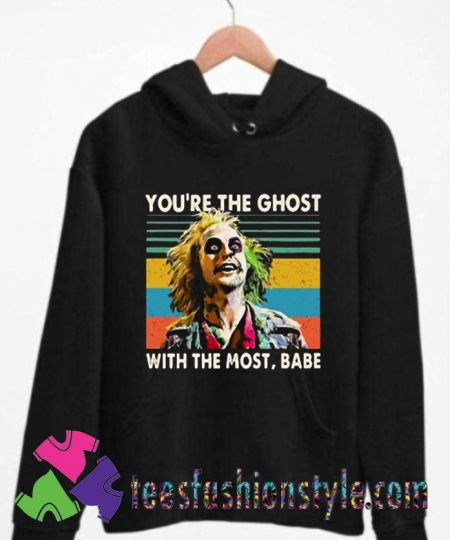 You Are The Ghost Tshirt Vintage Unisex Hoodie