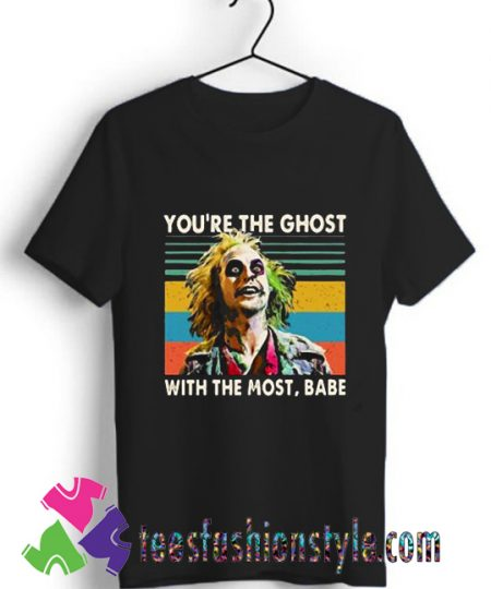 You Are The Ghost Tshirt Vintage T shirt For Unisex