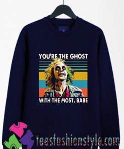 You Are The Ghost Tshirt Vintage Sweatshirts By Teesfashionstyle.com