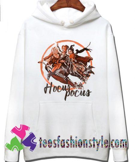 hocus pocus halloween Unisex Hoodie By Teesfashionstyle.com