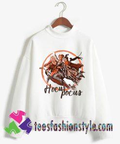 hocus pocus halloween Sweatshirts By Teesfashionstyle.com