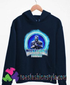 Black Panther Merchandise Wakanda forever Unisex Hoodie