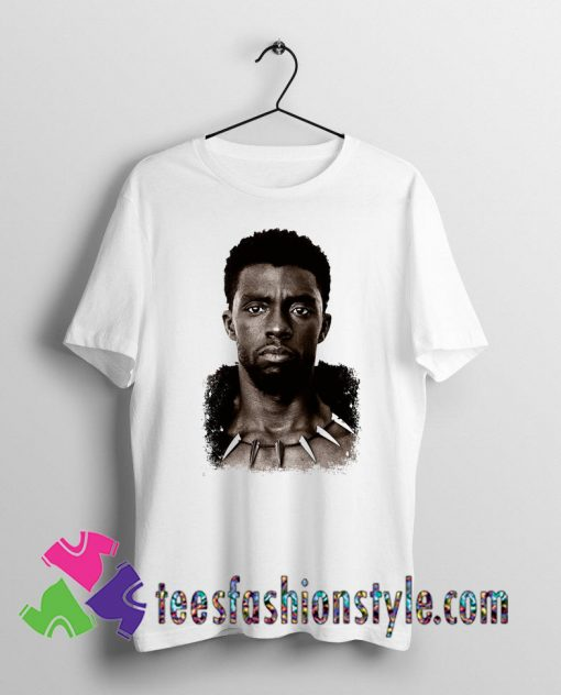 Black Panther Wakanda T'Challa King T shirt For Unisex