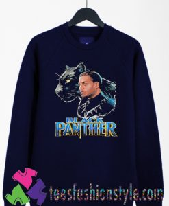 Black Panther and Dad Sweatshirts By Teesfashionstyle.com