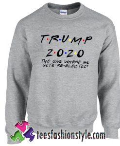 We Love Trump 2020 election Sweatshirt