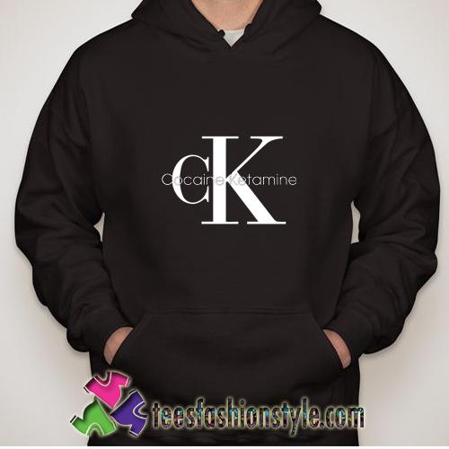 Cocaine & Ketamine CK Hoodie
