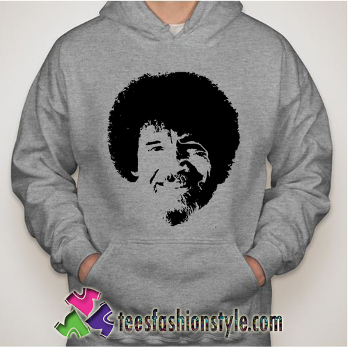 The Joy Of Painting Bob Ross Hoodie