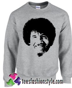 The Joy Of Painting Bob Ross sweatshirt